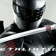 Snake Eyes In Gi Joe 2 Retaliation Wallpapers