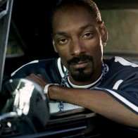Snoop Dogg In Car Wallpaper