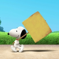 Snoopy The Peanuts Movie