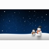Snow Man Child Wallpapers