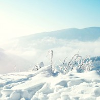 Snow Winter Mountains Wallpapers
