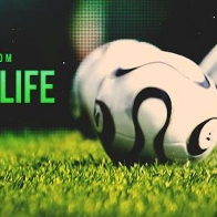 Soccer Is Life Cover
