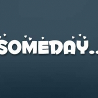 Someday Cover