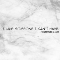 Someone I Cant Have Cover