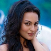 Sonakshi Sinha In Black Hair