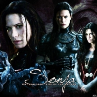 Sonja Underworld The Rise Of The Lycans Wallpaper