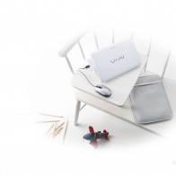 Sony Vaio Milky White Wallpapers