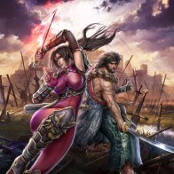 Soul Calibur Lost Swords Game