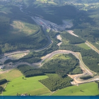 Spa Francochamps F1 Circuit Wallpaper