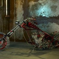 Spider Bike Wallpaper