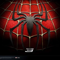 Spiderman 3 Chest Logo Wallpaper