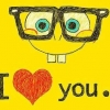 Download spongebob love cover, spongebob love cover  Wallpaper download for Desktop, PC, Laptop. spongebob love cover HD Wallpapers, High Definition Quality Wallpapers of spongebob love cover.