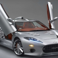 Spyker C8 Wide Hd Wallpapers