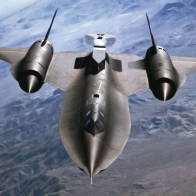 Sr71 Blackbird Spy Plane Wallpaper