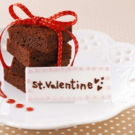 St Valentine Cake Wallpaper