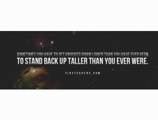 Stand Back Up Taller Cover