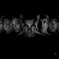Star Trek Movie Cast Wallpapers