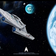 Star Trek Uss Reliant Ncc 1864 Wallpaper