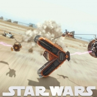 Star War Episode I 3d Wallpapers