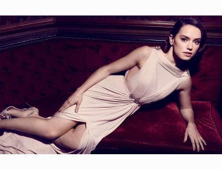 Star Wars Actress Daisy Ridley