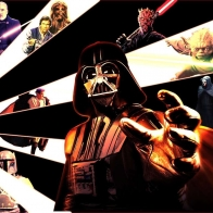 Star Wars Compliation Wallpaper