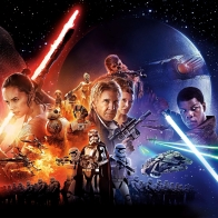 Star Wars Episode Vii The Force Awakens Movie