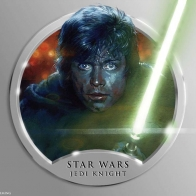 Star Wars Jedi Knight Wallpaper