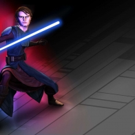 Star Wars The Clone Wars Anakin Wallpaper