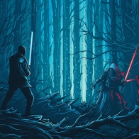 Star Wars The Force Awakens Fin Kylo Ren