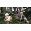 Star Wars The Force Awakens R2 D2 Rey