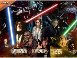 Star Wars Trilogy Wallpaper