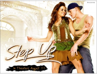 Step Up Wallpaper