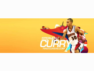 Stephen Curry Cover