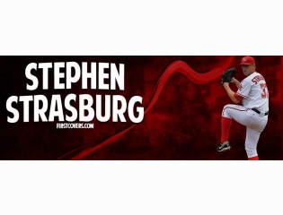 Stephen Strasburg Cover