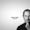 Download steve jobs commemorative wallpaper