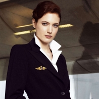 Stewardess Hd Wallpaper