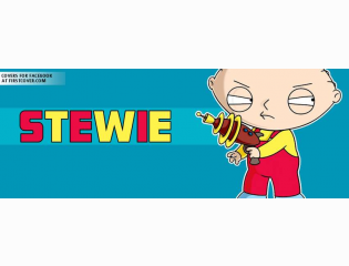 Stewie Griffin Cover