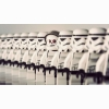 Stormtroopers Star Wars Lego Wallpaper