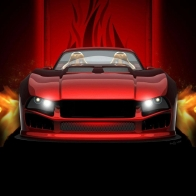 Street Racer Wallpaper