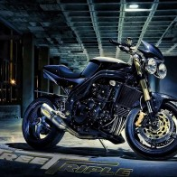 Street Triple Wallpaper