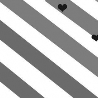 Stripes And Hearts Cover