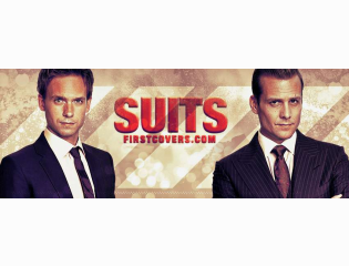 Suits Cover