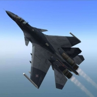 Sukhoi Su 33 Flanker D Fighter Aircraft Wallpaper
