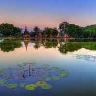 Sukhothai Historical Park Thailand Wallpapers