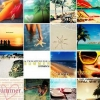Download summer collage cover, summer collage cover  Wallpaper download for Desktop, PC, Laptop. summer collage cover HD Wallpapers, High Definition Quality Wallpapers of summer collage cover.
