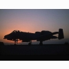 Sunrise Military Plane Wallpaper