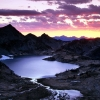 sunrise upper ice lake basin,nature landscape Wallpapers, nature landscape Wallpaper for Desktop, PC, Laptop. nature landscape Wallpapers HD Wallpapers, High Definition Quality Wallpapers of nature landscape Wallpapers.