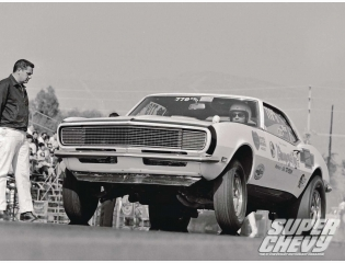 Super Chevy Drag Racing Greats Wallpaper 30