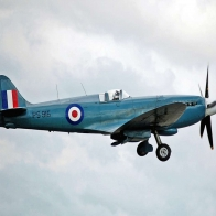 Supermaine Spitfire Mk Prxix Wallpaper