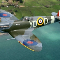 Supermarine Spitfire Mk Vb Wallpaper